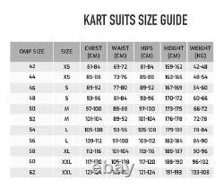 William Martini racing suit digital printed made to measure Level 2 karting suit