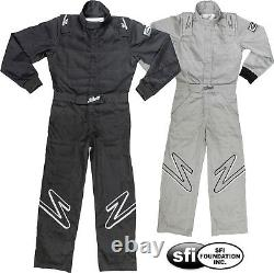 ZAMP ZR-10Y Youth SFI-1 Rated Racing Suit Auto Kart 1-Piece Child's Fire Suit