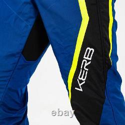 002341 Sparco 2020 Kerb Kart Suit Karting Racing (cik-fia Niveau 2) Tailles Xs-xxl