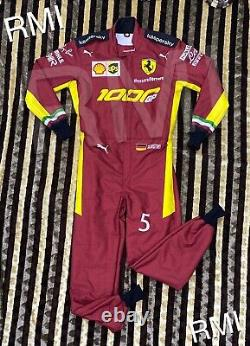1000e Gp F1 Imprimé Costume De Course /go Kart/karting Race/racing Suit