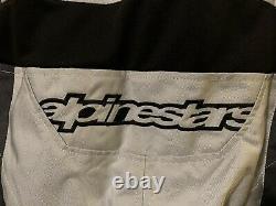 Alpinestars Go Kart Racing Suit Taille 54 Avec Une Seule Utilisation