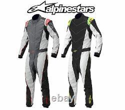 Alpinestars K-mx 5 S Karting Suit Alpine Starts Kart Racing Autograss Prix De Vente