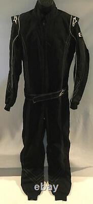 Alpinestars K-mx9 Race Kart Street Utv One Piece Fire Suit Adjustable Mens Xl/56