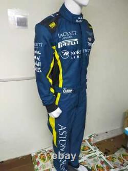 Aston Martin Costume De Course Numérique Imprimé Pour Mesurer Le Costume De Karting De Niveau 2