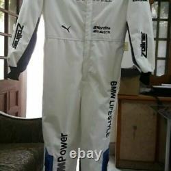 Bmw Go Kart Race Suit Cik/fia Level 2 Approuvés Avec Des Cadeaux Gratuits Inclus
