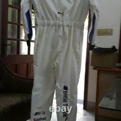 Bmw Go Kart Race Suit Cik/fia Niveau 2 Approuvé Avec Des Cadeaux Gratuits Inclus
