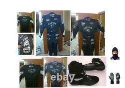 Costume De Course Kart De Jack Daniel Kit Cik/fia Niveau 2 2013 Style (cadeaux Gratuits)