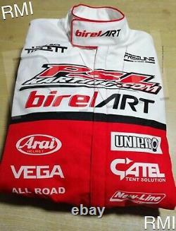 Costume Imprimé Birel Art Go Kart Racing Cordura/ Go Kart/karting Race/racing Suit