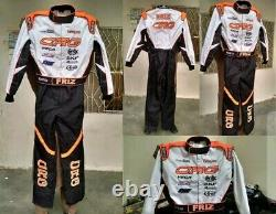 Crg Go Kart Race Suit Balaclava Gratuit