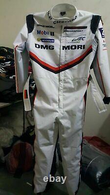 Dmg Mori Go Kart Race Costume Cik/fia Niveau 2 Approuvé Avec Des Cadeaux Gratuits Inclus