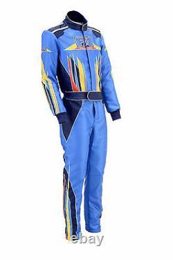 Fa Kart Costume De Course Cik/fia Niveau 2 2016 Style (balaclava Libre Et Gants)