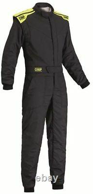 Fia Omp First-s Race Suit Anthracite Race Rally Cheap Delivery Stock