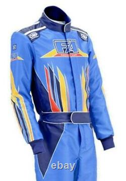 Go Kart Race Suit Brand New Model Cik/fia Niveau 02 Fa Race
