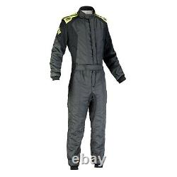 Go Kart Race Suit Cik Fia Niveau 2 Gants De Chaussures De Kart Et T-shirt & Cadeau Gratuit