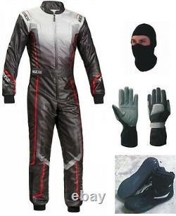 Go Kart Race Suit Cik Fia Niveau 2 Sublimation (cadeaux Gratuits Inclus)