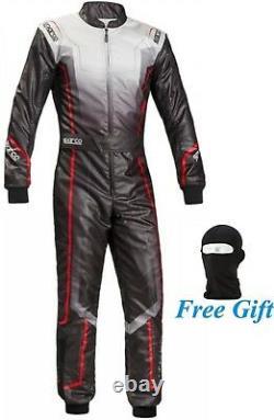 Go Kart Race Suit Cik Fia Niveau 2 (cadeaux Gratuits Inclus)
