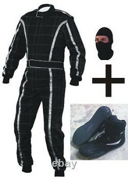 Go Kart Race Suit Pack (cadeaux Gratuits Inclus)
