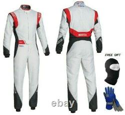 Go Kart Racing Suit Cik Fia Niveau II Avec Impression De Sublimation Numérique