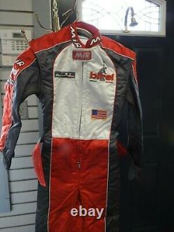 Kart Racing Birel 38 Costume Par Mir