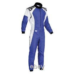 Kk01723 Omp Ks-3 Ks3 Kart Race Suit Cik-fia Niveau 2 Approuvé En 4 Couleurs
