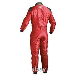 Kk01724 Omp Ks-4 Ks4 Karting Race Suit Kart Idéal Pour Les Cadets Débutants De Niveau D'entrée