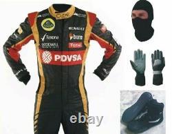 Lotus-go Kart Racing Costume Avec Chaussures Et Gants Sublimés Cik Fia Niveau 2