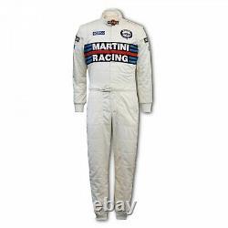 Martini Sublimation Imprimé Costume De Course Go Kart, En Toutes Tailles