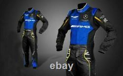 Mercedes-amg-go Kart Racing Suit Sublimated Cik Fia Niveau 2