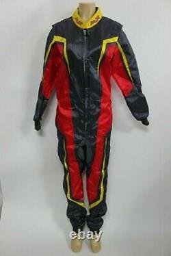 Mir Raceline USA Kart Racing Costume De Conduite Ultra Léger Fabriqué En Italie Niveau 2