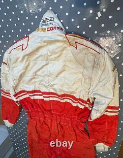 Momo Corse Torino Race Suit 3 Couche Nomex Fia 05.181. Csai. 93 Norme 1986 Taille 58
