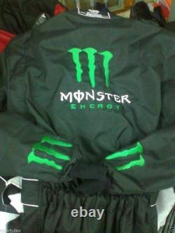 Monster Go Kart Race Suit Cik Fia Niveau 2 Approuvé