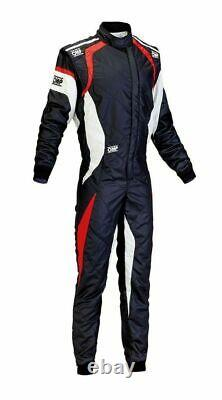 Omp Go Kart Race Suit Cik Fia Niveau 2 Approuvé