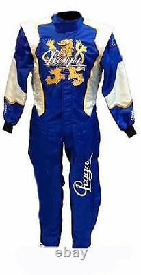 Praga Hobby Kart Race Suit