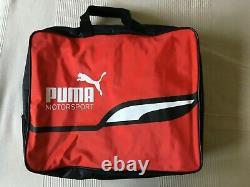 Puma Future Cat Fia Suit De Course Approuvé Noir Taille 56
