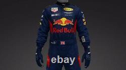 Red Bull Go Kart Race Suit Cik/fia Niveau 2 Approuvé