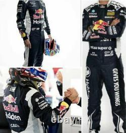 Red Bull Go Kart Race Suit Cik/fia Niveau 2 Approuvé Avec Cadeaux Gratuits Inclus