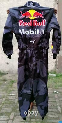 Redbull Dernier Nouveau Modèle Kart Racing Suit Extreme Quality Cik/fia Level 2 Suit