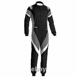 Sparco Go Kart Racing Suit Cik Fia Niveau II Avec Impression Sublimation