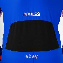 Sparco Thunder Go Kart Racing Suit, Cik Fia Niveau 2 Tailles Approuvées Pour Enfants