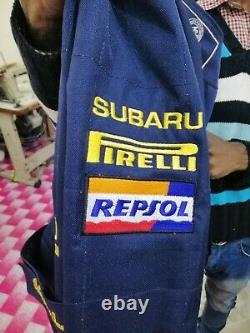 Subaru Go Kart Race Suit Cik Fia Niveau 2 Approuvé Avec Balaclava Cadeau Gratuit