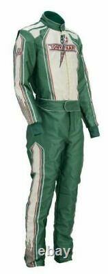 Tony Kart 2016 Omp Sublimation Imprimé Costume De Course Go Kart, En Toutes Tailles