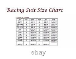 Tony/kart Go Kart Race Suite Cik/fia-level-2 Approuvé Avec Gants De Chaussures Et Cadeau