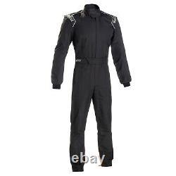 Vente! Sparco One Suit Rs 1.1 Vue D'ensemble De La Course De Base Mécanicien Kart