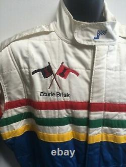 Vintage Jays 1986 Standard Nomex 111, Go-kart, Racing, Résistant À La Flamme, Taille 42